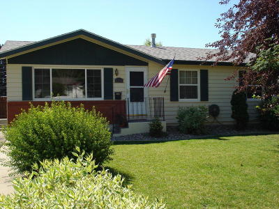 Great Falls Single Family Home For Sale: 916 Ave C NW