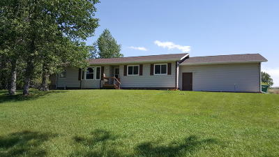 Great Falls Single Family Home For Sale: 174 Woodland Estates Rd