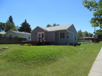 Great Falls Single Family Home For Sale: 2400 4th Ave N