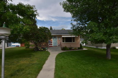 Choteau Single Family Home For Sale: 129 9th Ave SW