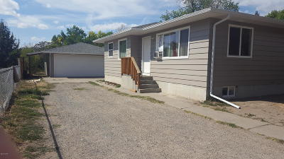 Great Falls Single Family Home For Sale: 914 4th St SW