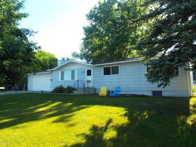 Choteau Single Family Home For Sale: 209 Rice Ave