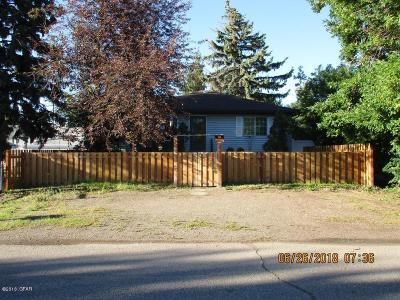 Great Falls Single Family Home For Sale: 808 1st Ave NW