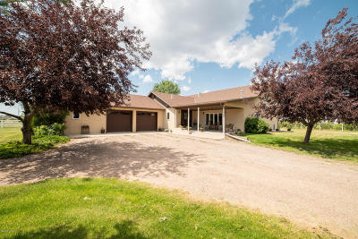 Great Falls Single Family Home For Sale: 3625 Stagecoach Ave