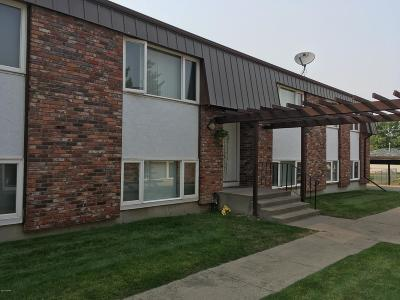 Cascade County, Lewis And Clark County, Teton County Condo/Townhouse For Sale: 1917 14th Ave S #12