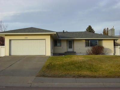 Great Falls Single Family Home For Sale: 1205 Park Garden Rd