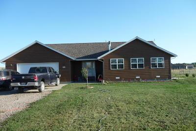 Vaughn Single Family Home For Sale: 55 Dear Lane Lp
