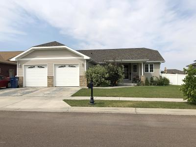Great Falls Single Family Home For Sale: 4412 Peregrine Ct