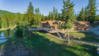 Single Family Home For Sale: 99 Little Bear Rd