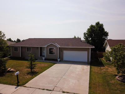 Great Falls Single Family Home For Sale: 1252 Rosita Dr
