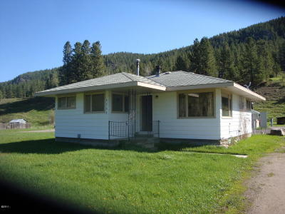 Monarch Single Family Home For Sale: 4767 Us Hwy 89