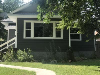Great Falls  Single Family Home For Sale: 3008 2nd Ave N