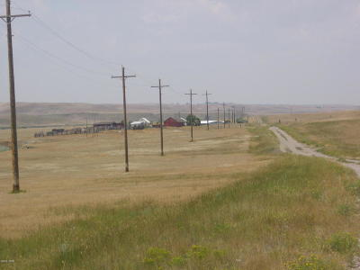 Cascade County, Lewis And Clark County, Teton County Farm For Sale: 226 Vaughn North Frontage Road