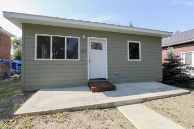 Great Falls  Single Family Home For Sale: 622 5th Ave S