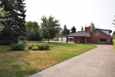 Great Falls Single Family Home For Sale: 3208 2nd Ave S