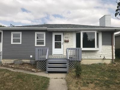 Single Family Home For Sale: 3837 5th Ave North Ave N
