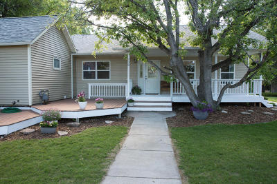 Great Falls  Single Family Home For Sale: 720 13th St SW
