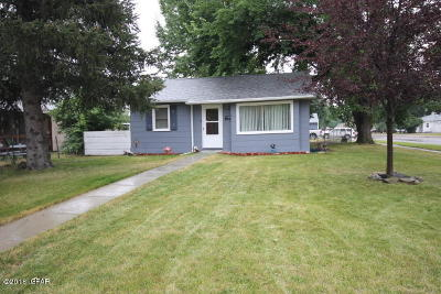 Great Falls Single Family Home For Sale: 3600 6th Ave N