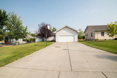 Great Falls  Single Family Home For Sale: 3125 9th Ave N
