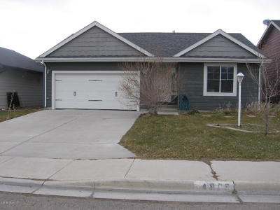 Great Falls Single Family Home For Sale: 4809 7th Ave N
