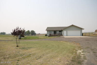Ulm Single Family Home For Sale: 6 Foxtail Ln