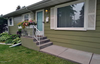Great Falls Single Family Home For Sale: 610 Doris Dr