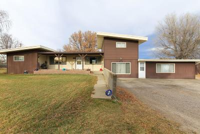 Vaughn Single Family Home For Sale: 255 U.s. Highway 89