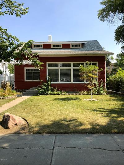 Conrad Single Family Home For Sale: 211 S Delaware St