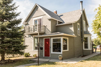 Great Falls Single Family Home For Sale: 1717 6th Avenue Ave N