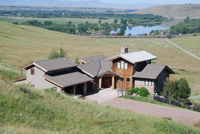 Great Falls, Black Eagle, Belt, Ulm Single Family Home For Sale: 88 Marmot Ln