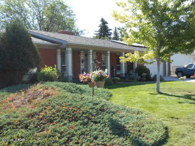 Great Falls Single Family Home For Sale: 1014 Durango Dr