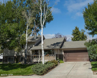 Great Falls Single Family Home For Sale: 3901 13th Ave S