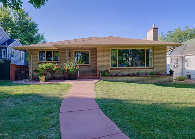 Great Falls Single Family Home For Sale: 2208 Central Ave