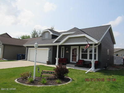 Great Falls Single Family Home For Sale: 716 49th St N