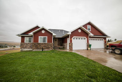 Great Falls Single Family Home For Sale: 8 Bend View Ln