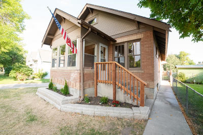 Great Falls Single Family Home For Sale: 711 6th Ave S