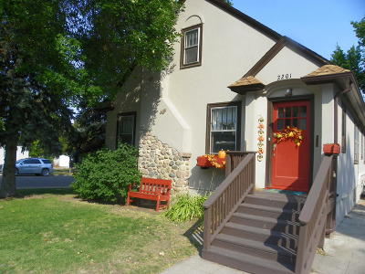 Great Falls Single Family Home For Sale: 2201 2nd Ave N