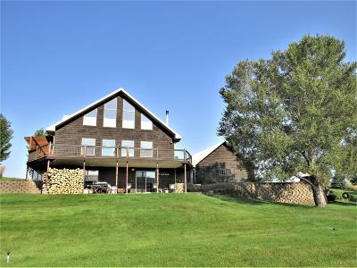 Great Falls Single Family Home For Sale: 1636 Highwood Rd.