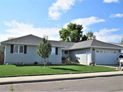 Great Falls Single Family Home For Sale: 3424 Fairway Dr.