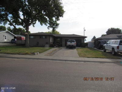 Great Falls Single Family Home For Sale: 731 50th St S