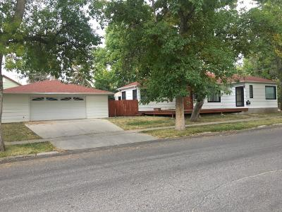Great Falls Single Family Home For Sale: 12 16th St S