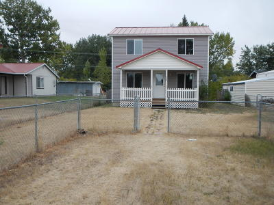 Choteau Single Family Home For Sale: 715 10th Ave NW