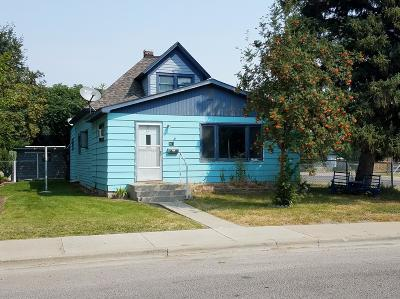 Great Falls Single Family Home For Sale: 901 1st Ave NW