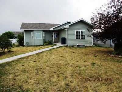 Great Falls Single Family Home For Sale: 1504 Spruce Ct