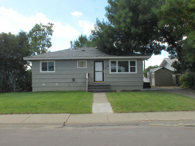 Great Falls Single Family Home For Sale: 436 26th Ave NE