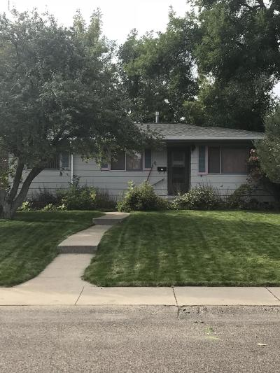 Great Falls Single Family Home For Sale: 1814 14th Ave S