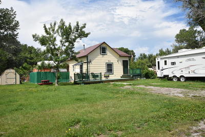 Choteau Single Family Home For Sale: 512 2nd Ave SW