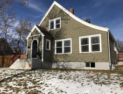 Great Falls Single Family Home For Sale: 1015 3rd Ave S