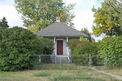Great Falls Single Family Home For Sale: 3105 6th Ave N