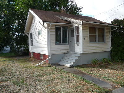Great Falls Single Family Home For Sale: 10 25th St N